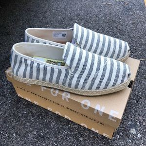 Toms Deconstructed Alpargata Rope Shoe